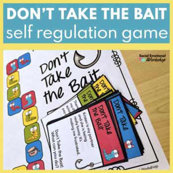 Self Regulation Game to Develop Coping Strategies