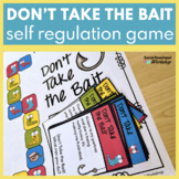 Self Regulation Game to Develop Coping Strategies #sweetcounselor