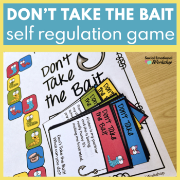 School Counseling Game for Self Regulation Strategies and Coping Skills