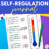 Self-Regulation Coping Strategies Journal + Distance Learn