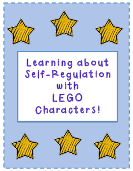 Self Regulation Lesson with LEGO Characters
