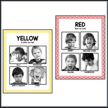 Self Regulation Photo Posters