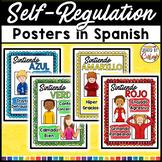 Self Regulation Posters in Spanish