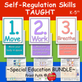 Self-Regulation Skills Instruction: School's Sensory Room