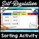 Self Regulation Sorting Activity