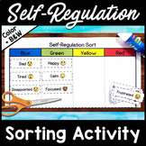 Self Regulation Sorting Activity