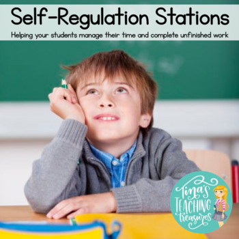 Self-Regulation Stations: Helping develop learning skills