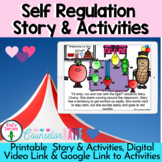 Self Regulation Story -  Self Control Activity - Distance
