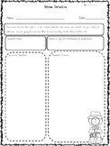 Self-Regulation Task Card Bundle