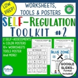 Teaching Self-Regulation - Toolkit #2 (with Google Slides)