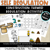 Construction Themed Self Regulation Activities