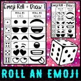 Self Regulation Tools: EMOJI Roll and Draw