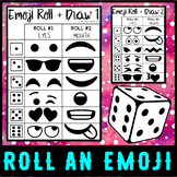 Self Regulation Tools: EMOJI Roll and Draw