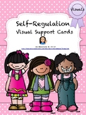 Self Regulation Visual Support Cards-Autism