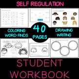 "Self regulation Emotions: Workbook ""Me and My Emotions"" -"