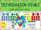 Behavior Visuals: Self-Regulation Check in and Tools- Bilingual