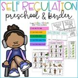 Self Regulation activities for preschool and kindergarten