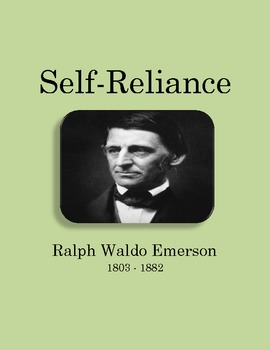 Self-Reliance: Emerson's Transcendental Essay