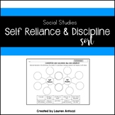 Self Reliance vs Self Discipline Sort