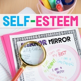 Self Esteem Worksheets and Presentation