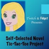 Self-Selected Novel Tic-Tac-Toe Project