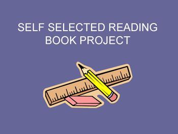 Self Selected Reading Project