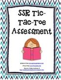 Self-Selected Reading Tic-Tac-Toe Menu and Rubric