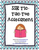 Self-Selected Reading Tic-Tac-Toe Menu and Rubric