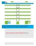 Self-Shuffling, Self-Grading Paper-and-Pencil M/C Assessme