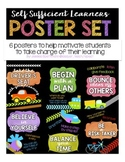 Self Sufficient Learners - Poster Set