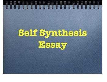Self Synthesis Essay- All About ME!