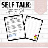 Self Talk: Letter to Self | Maya Saggar