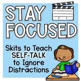 Ignoring Distractions and Staying Focused Lesson Plan: Usi