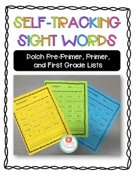 Self-Tracking Sight Words