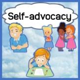 Self-advocacy Social Skills Scenarios