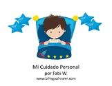 Self-care Spanish Daily Routine Rutina Quehaceres de Cuida