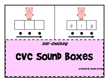 Self-checking CVC Sound Boxes