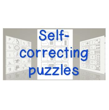 Self-correcting Puzzles