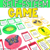 Self-esteem Game for Google Classroom Distance Learning