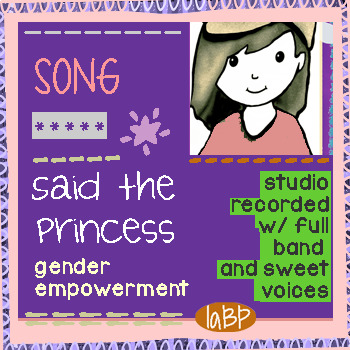 Princess Song: gender issues and empowerment