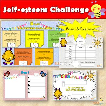 Self-esteem challenge