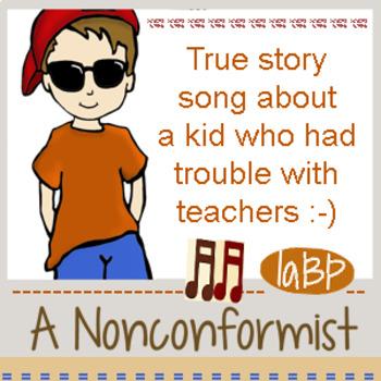 Bullying prevention self esteem song