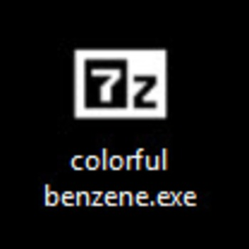 Self-extracting file:  Colorful Benzene (Enrichment Chemis