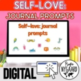 Self-love: Journal Prompts