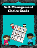 Behavior Self-management choice cards