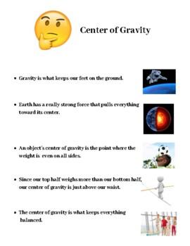 Gravity Worksheet Kindergarten Teachers Pay Teachers - View Preschool Gravity Worksheet Kindergarten Background