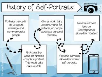 Selfie Art Portrait Project