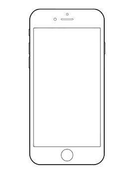 Selfie Phone Art Project
