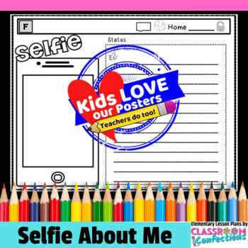 Selfie Activity Poster