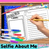 Selfie Activity Poster